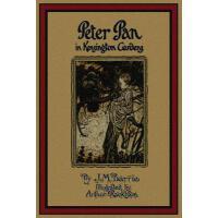 【预订】Peter Pan in Kensington Gardens