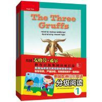 正版图书美国加州少儿英语分级阅读1/美国麦格劳・希尔教育启蒙
