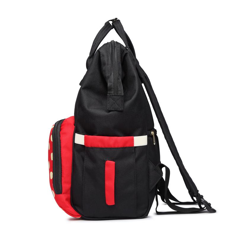 妈咪包多功能大容量妈妈包时尚母婴包外出婴儿轻便双肩包