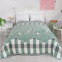 冬季水晶绒盖毯双层法兰绒单件加厚珊瑚绒保暖1.8m双人毛毯床单