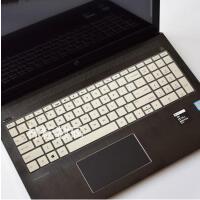 惠普HP Pavilion Lap5-cs1xxx 15.6寸笔记本电脑键盘保护贴膜按键防