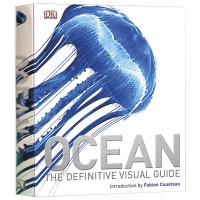DK海洋大百科 英文原版 Ocean The Definitive Visual Guide 海洋及海洋生物图解 DK