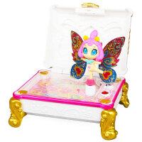 小魔仙巴啦啦玩具仙子音乐盒首饰收纳盒女孩 仙子音乐首饰盒581515