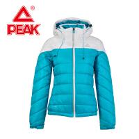 Peak/匹克情侣女厚棉衣冬季新品保暖舒适防风运动外套F554288