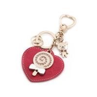 创意可爱波板糖钥匙挂件钥匙链汽车钥匙扣送女友爱人礼物