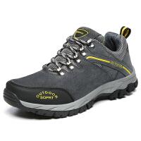 大码男鞋45男士运动鞋登山旅游鞋46透气休闲鞋47户外防滑48码男鞋