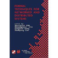 【预订】Formal Techniques for Networked and Distributed Systems