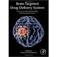 Brain Targeted Drug Delivery Systems 9780128140017