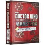 神秘博士 危险的怪物书 英文原版 Doctor Who The Dangerous Book of Monsters