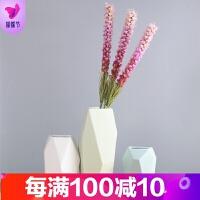花瓶北欧风韩风门口家居百合中式多功能儿童房设计烛台加深花瓶卫生间品质