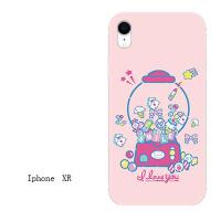 iphone7苹果6s手机壳6plus硅胶xr全包软壳5s女款8X防摔xs max卡通