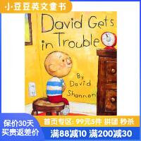 David Gets in Trouble 大卫不可以系列: 大卫惹麻烦 [3-8岁]
