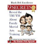 【预订】Black Belt Excellence 9 Secrets Reveal the Truth about