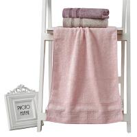 柔软竹纤维毛巾洗脸面巾家用女吸水洗脸竹炭毛巾 72x34cm