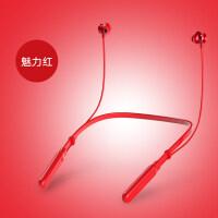 优品运动蓝牙耳机无线跑步双耳入耳头戴式项圈耳麦可插内存卡mp3一体oppo r17R11R15K3 官方标配