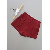 [58-201]新款女士女裤休闲时尚短裤子0.22