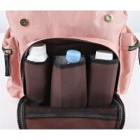 背包双肩包多功能育婴包轻便户外休闲背包大容量母婴背包