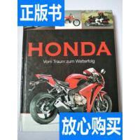 [二手旧书9成新]honda【本田摩托车】精装、大16开 /看图 看图