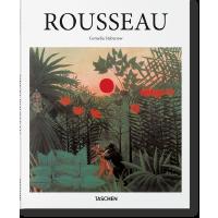 现货塔森出版 亨利卢梭 英文原版 ROUSSEAU 法国画家 超现实主义艺术 画册 进口书籍正版