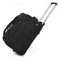 防水可折叠牛津布拉杆包男旅行行李箱包手提登机包男女通用行李包