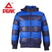 Peak/匹克秋冬季男款休闲时尚舒适保暖可拆卸连帽运动棉衣F534007