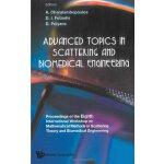 【预订】Advanced Topics in Scattering and Biomedical Engineerin