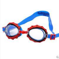 卡通泳镜护目镜蜘蛛侠游泳镜 儿童泳镜 防水防雾高清男童小孩宝宝装备