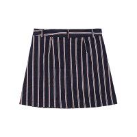 【全场2件2.5折,到手价:21.3】美特斯邦威短裙女士春秋装简约时尚半身裙