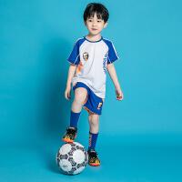 【2件3折价:62.7元】大黄蜂童装 儿童夏季套装男孩洋气短T2020新款男童韩版休闲两件套