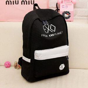 帆布双肩包女日韩可爱小清新韩版潮学院风初中学生书包背包旅行包