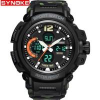 SYNOKE/时诺刻 手表儿童电子手表时尚潮流多功能运动 生活防水男士电子手表
