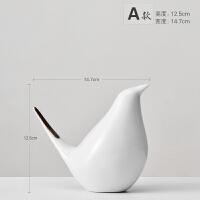 家居饰品现代简约创意酒柜电视柜客厅板房软装 陶瓷摆件