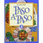 【预订】Paso a Paso 2000 Student Edition Level 2 Student Editio