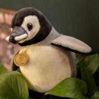 ?可爱小企鹅公仔毛绒玩具儿童玩偶女孩书包挂件迷你超萌抖音韩国 企鹅公仔