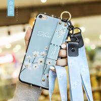 iPhone6plus苹果6splus手机壳软A1699外套A1524全包边pius水钻女