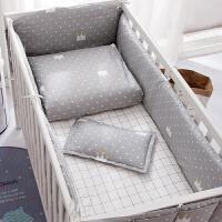 订做 婴儿BB床围宝宝床上用品套件儿童床品七含床单床帏