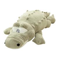 鳄鱼公仔毛绒玩具大号抱枕布娃娃女生生日礼物