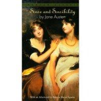 现货 理智与情感 英文原版 Sense and Sensibility 简奥斯丁作品 英国文学