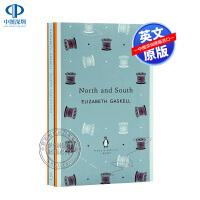 现货英文原版 北方和南方 North and South 伊丽莎白・盖斯凯尔Elizabeth Gaskell 经典文学