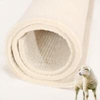 纯羊毛毡床垫子加厚手工防潮单双人炕垫羊毛床褥子炕毡子定做