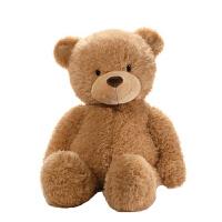 可爱泰迪熊熊公仔毛绒玩具泰迪熊抱抱熊儿童玩偶生日礼物女生
