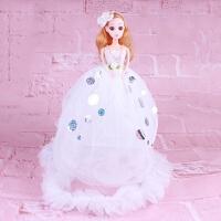 儿童玩具娃娃卡通芭比娃娃女孩挂件汽车婚礼装饰品汽车挂件