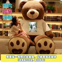 ?熊毛绒玩具泰迪熊熊猫公仔送女友布娃娃抱抱熊2米女生可爱1.6大号