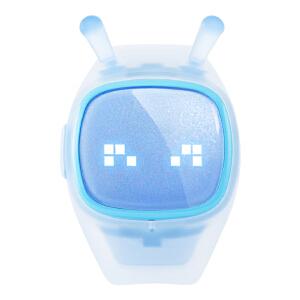 TME 糖猫 TM-P1 儿童智能手表 搜狗出品 GPS实时定位儿童卫士 天空蓝