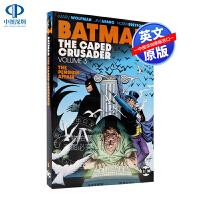 英文原版 蝙蝠侠:斗篷十字军第3卷 Batman: The Caped Crusader Vol. 3 全彩精装 DC系