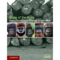 【预订】Extractive Industries and Ape Conservation9781107