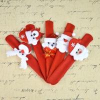 圣诞节儿童饰品装饰道具拍拍圈手表圣诞儿童小礼物雪人发光啪啪圈