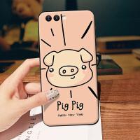 小米note3手机壳三保护ml闹特3套m1nota硅胶MIUI软mce8可爱minoto3动物xm带