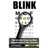 【预订】Blink: How the Little Things Can Make a Big Difference