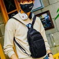 新款男士小背包两用百搭个性时尚潮流背包学院风韩版大中学生书包